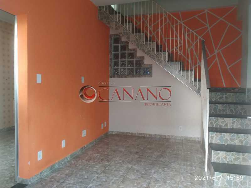 1 - Casa de Vila à venda Rua Honório,Cachambi, Rio de Janeiro - R$ 320.000 - BJCV30028 - 5