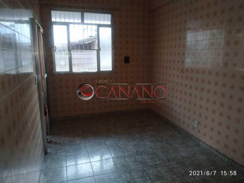 10 - Casa de Vila à venda Rua Honório,Cachambi, Rio de Janeiro - R$ 320.000 - BJCV30028 - 14