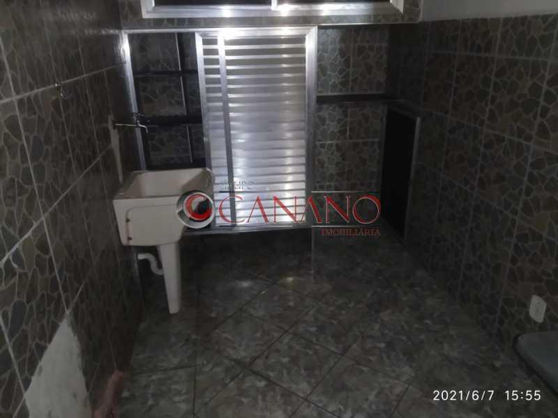 12 - Casa de Vila à venda Rua Honório,Cachambi, Rio de Janeiro - R$ 320.000 - BJCV30028 - 16