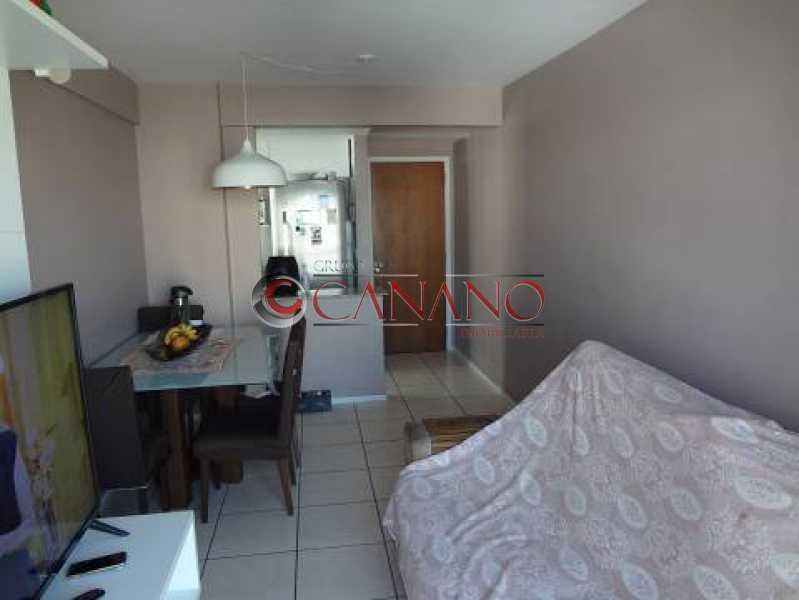 1 - Apartamento à venda Estrada Adhemar Bebiano,Del Castilho, Rio de Janeiro - R$ 350.000 - BJAP30279 - 1