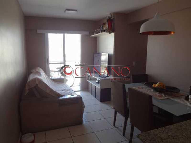 2 - Apartamento à venda Estrada Adhemar Bebiano,Del Castilho, Rio de Janeiro - R$ 350.000 - BJAP30279 - 3