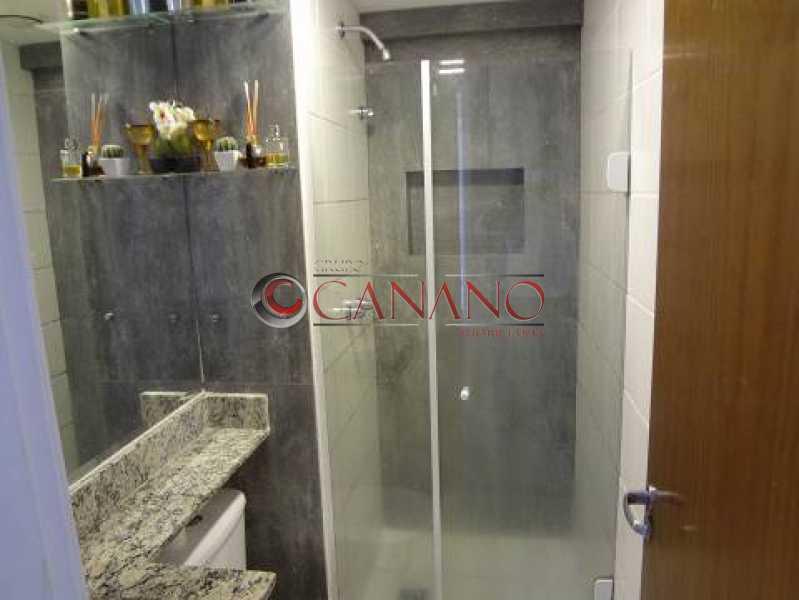 3 - Apartamento à venda Estrada Adhemar Bebiano,Del Castilho, Rio de Janeiro - R$ 350.000 - BJAP30279 - 12