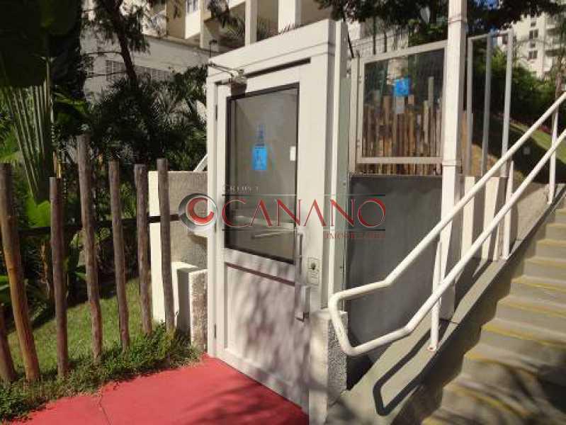 17 - Apartamento à venda Estrada Adhemar Bebiano,Del Castilho, Rio de Janeiro - R$ 350.000 - BJAP30279 - 17