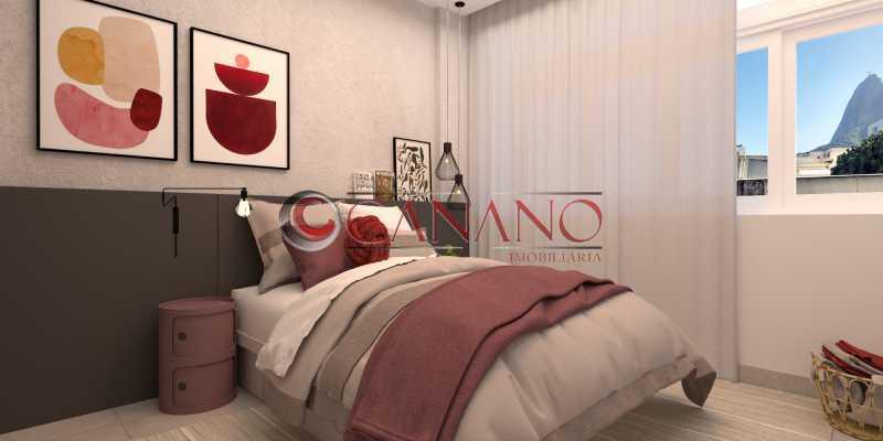 7 - Apartamento à venda Rua Visconde de Caravelas,Botafogo, Rio de Janeiro - R$ 790.000 - BJAP20934 - 8