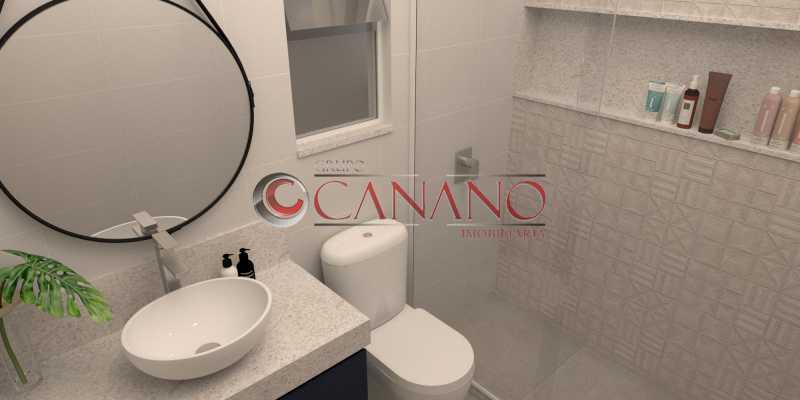 9 - Apartamento à venda Rua Visconde de Caravelas,Botafogo, Rio de Janeiro - R$ 790.000 - BJAP20934 - 10