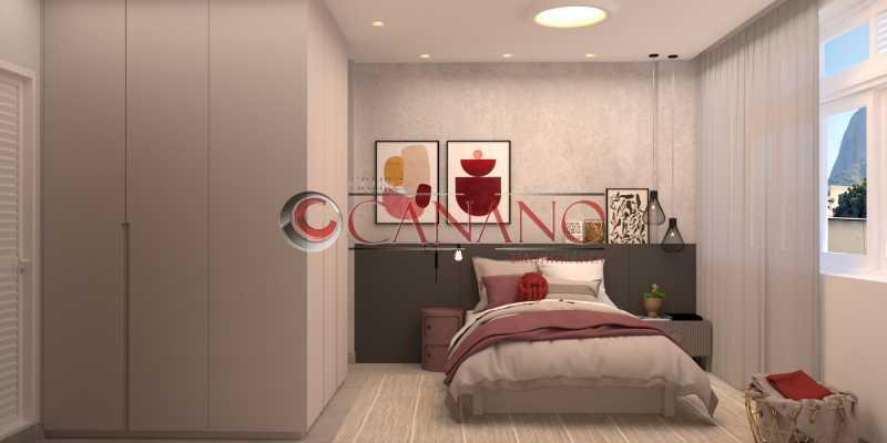 12 - Apartamento à venda Rua Visconde de Caravelas,Botafogo, Rio de Janeiro - R$ 790.000 - BJAP20934 - 13