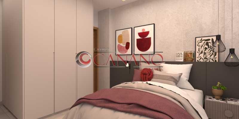 18 - Apartamento à venda Rua Visconde de Caravelas,Botafogo, Rio de Janeiro - R$ 790.000 - BJAP20934 - 19