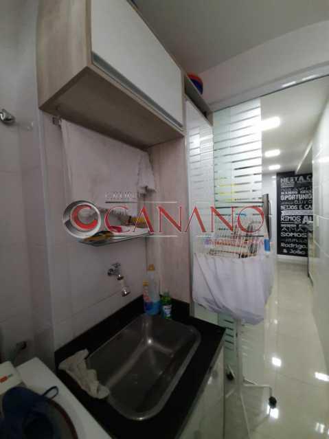 12. - Apartamento 1 quarto à venda Maracanã, Rio de Janeiro - R$ 380.000 - BJAP10112 - 14