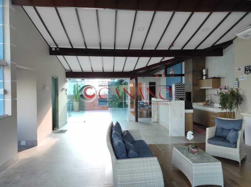 28. - Casa 4 quartos à venda Engenho de Dentro, Rio de Janeiro - R$ 1.100.000 - BJCA40021 - 4