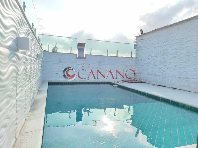 24. - Casa 4 quartos à venda Engenho de Dentro, Rio de Janeiro - R$ 1.100.000 - BJCA40021 - 1