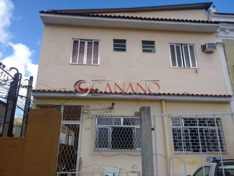 7 - Casa de Vila à venda Rua Caldas Barbosa,Piedade, Rio de Janeiro - R$ 1.000.000 - BJCV20045 - 1