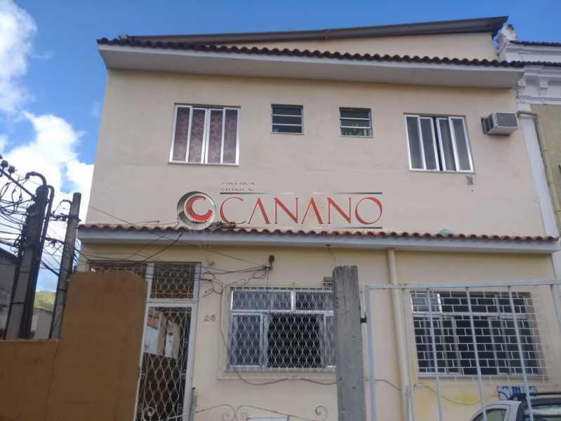 8 - Casa de Vila à venda Rua Caldas Barbosa,Piedade, Rio de Janeiro - R$ 1.000.000 - BJCV20045 - 9