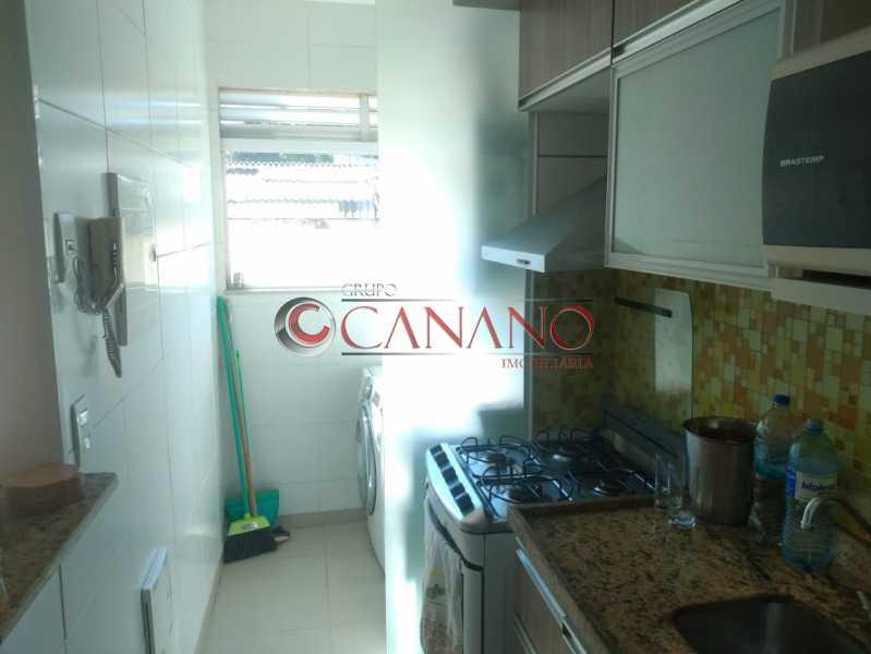 WhatsApp Image 2021-06-23 at 1 - Apartamento à venda Avenida Dom Hélder Câmara,Del Castilho, Rio de Janeiro - R$ 320.000 - BJAP30285 - 11