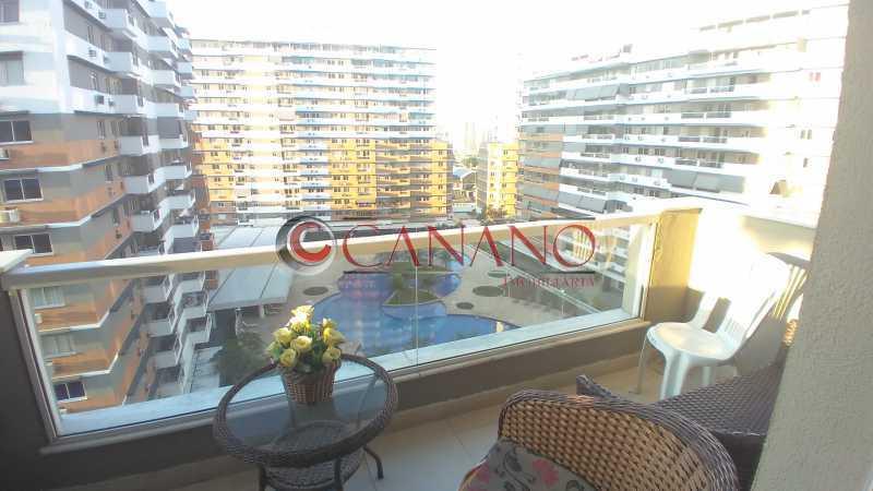 1 - Apartamento à venda Avenida Dom Hélder Câmara,Pilares, Rio de Janeiro - R$ 570.000 - BJAP30291 - 3