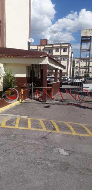 1 - Apartamento 2 quartos à venda Inhaúma, Rio de Janeiro - R$ 165.000 - BJAP20959 - 11