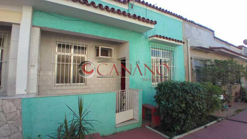 1 - Casa de Vila 2 quartos para alugar Sampaio, Rio de Janeiro - R$ 1.200 - BJCV20047 - 1