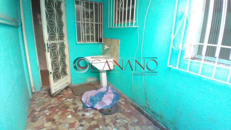 17 - Casa de Vila 2 quartos para alugar Sampaio, Rio de Janeiro - R$ 1.200 - BJCV20047 - 18