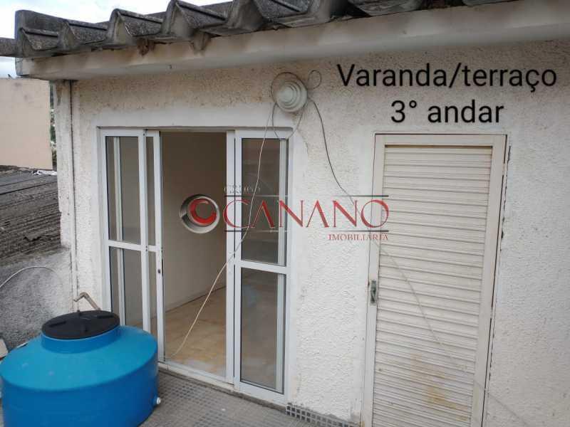 13 - Casa de Vila 3 quartos à venda Lins de Vasconcelos, Rio de Janeiro - R$ 280.000 - BJCV30030 - 14