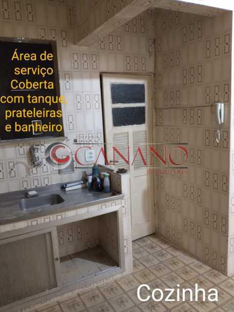18 - Casa de Vila 3 quartos à venda Lins de Vasconcelos, Rio de Janeiro - R$ 280.000 - BJCV30030 - 19