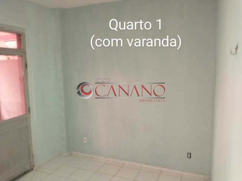 8 - Casa de Vila 3 quartos à venda Lins de Vasconcelos, Rio de Janeiro - R$ 280.000 - BJCV30030 - 9