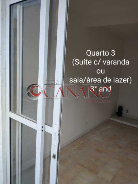 19 - Casa de Vila 3 quartos à venda Lins de Vasconcelos, Rio de Janeiro - R$ 280.000 - BJCV30030 - 20