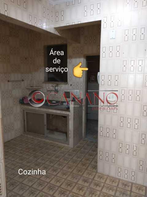 20 - Casa de Vila 3 quartos à venda Lins de Vasconcelos, Rio de Janeiro - R$ 280.000 - BJCV30030 - 21