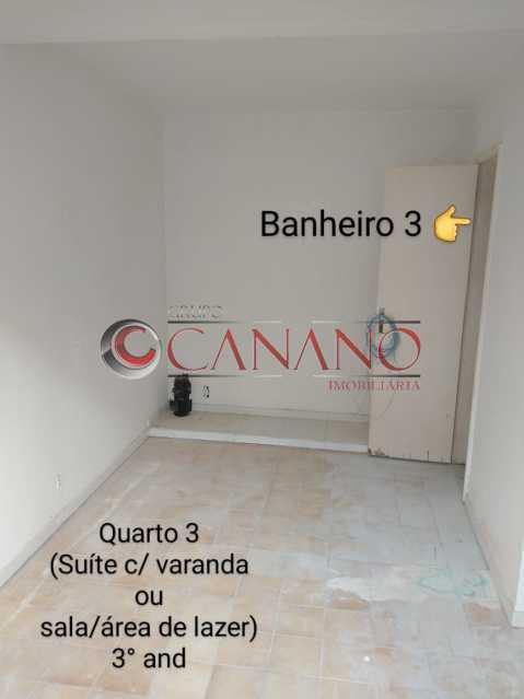 21 - Casa de Vila 3 quartos à venda Lins de Vasconcelos, Rio de Janeiro - R$ 280.000 - BJCV30030 - 22