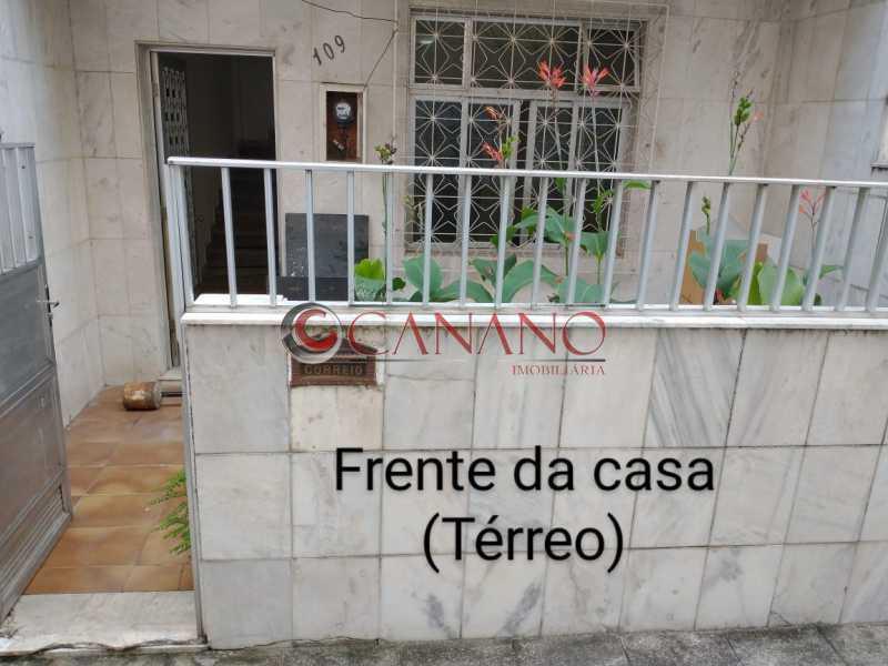 1 - Casa de Vila 3 quartos à venda Lins de Vasconcelos, Rio de Janeiro - R$ 280.000 - BJCV30030 - 1