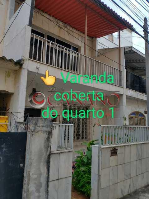 3 - Casa de Vila 3 quartos à venda Lins de Vasconcelos, Rio de Janeiro - R$ 280.000 - BJCV30030 - 4