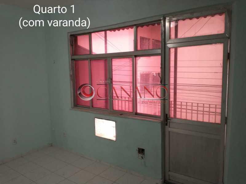 25 - Casa de Vila 3 quartos à venda Lins de Vasconcelos, Rio de Janeiro - R$ 280.000 - BJCV30030 - 26