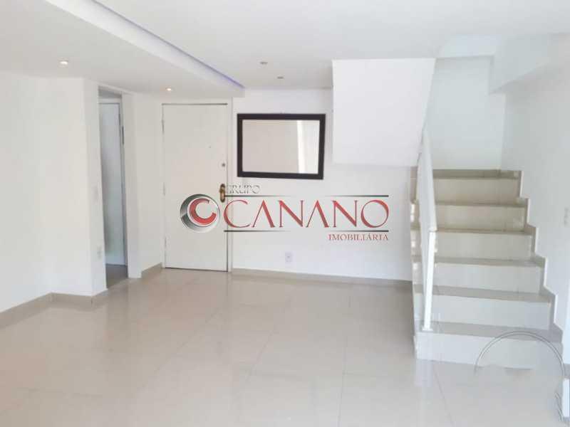 20. - Cobertura à venda Rua Marechal Bittencourt,Riachuelo, Rio de Janeiro - R$ 370.000 - BJCO30040 - 4