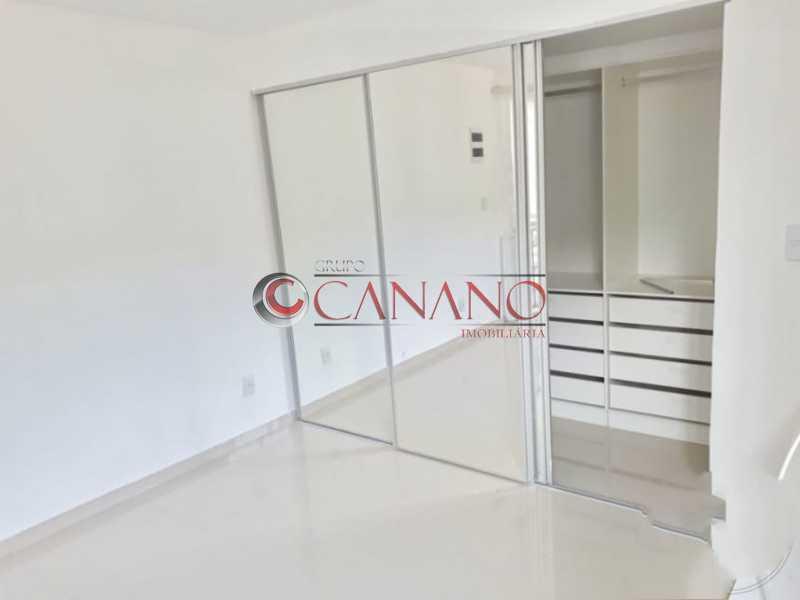 18. - Cobertura à venda Rua Marechal Bittencourt,Riachuelo, Rio de Janeiro - R$ 370.000 - BJCO30040 - 6