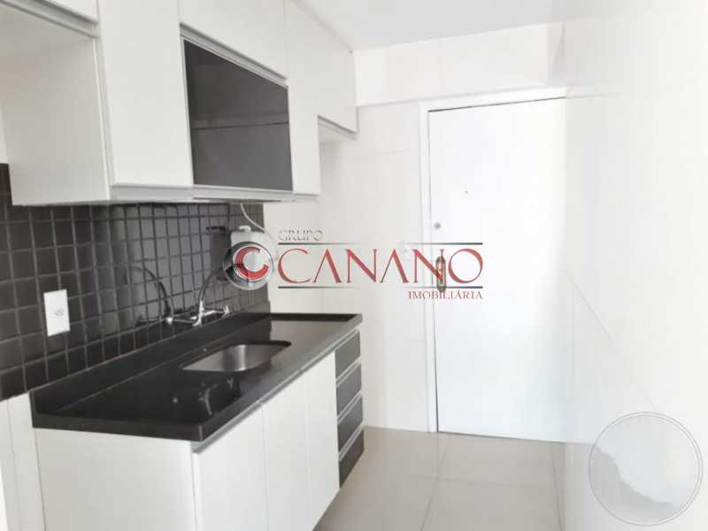 13. - Cobertura à venda Rua Marechal Bittencourt,Riachuelo, Rio de Janeiro - R$ 370.000 - BJCO30040 - 11