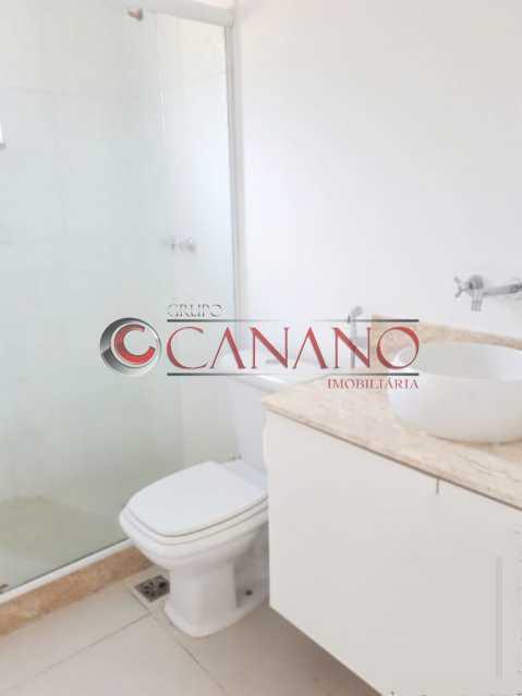 12. - Cobertura à venda Rua Marechal Bittencourt,Riachuelo, Rio de Janeiro - R$ 370.000 - BJCO30040 - 12
