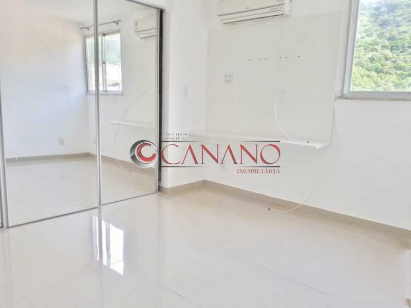 9. - Cobertura à venda Rua Marechal Bittencourt,Riachuelo, Rio de Janeiro - R$ 370.000 - BJCO30040 - 17