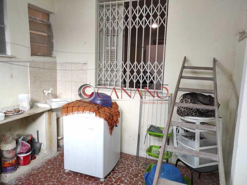 22. - Casa de Vila à venda Rua Dona Claudina,Méier, Rio de Janeiro - R$ 240.000 - BJCV20049 - 23