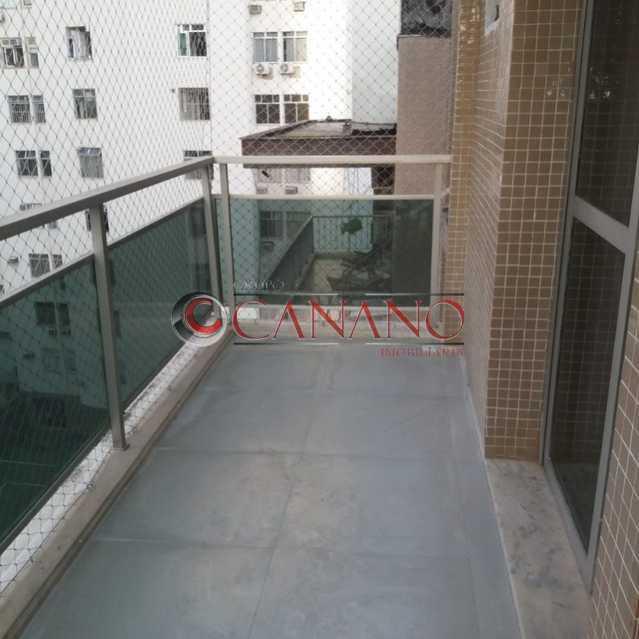4 - Apartamento para alugar Rua Andrade Neves,Tijuca, Rio de Janeiro - R$ 2.300 - BJAP30294 - 5