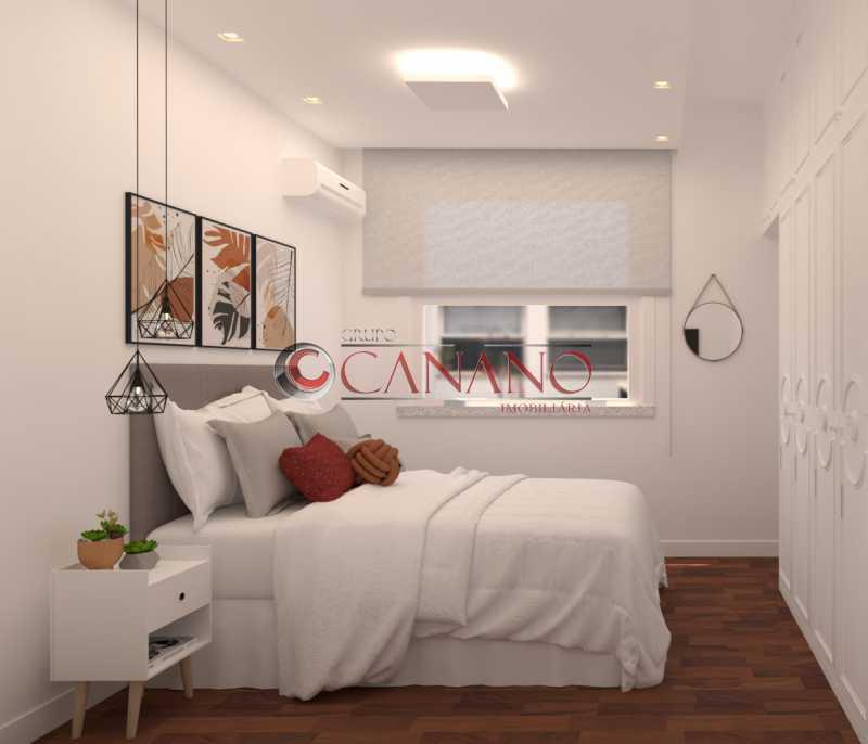 8 - Apartamento à venda Rua Décio Vilares,Copacabana, Rio de Janeiro - R$ 869.000 - BJAP20996 - 5