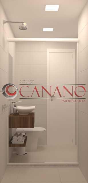 4 - Apartamento à venda Rua Décio Vilares,Copacabana, Rio de Janeiro - R$ 869.000 - BJAP20996 - 4
