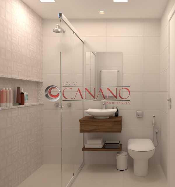 2 - Apartamento à venda Rua Décio Vilares,Copacabana, Rio de Janeiro - R$ 869.000 - BJAP20996 - 6