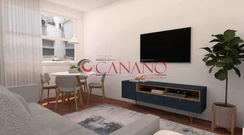 1 - Apartamento à venda Rua Décio Vilares,Copacabana, Rio de Janeiro - R$ 869.000 - BJAP20996 - 7