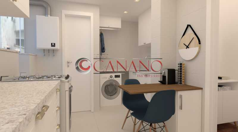 11 - Apartamento à venda Rua Décio Vilares,Copacabana, Rio de Janeiro - R$ 869.000 - BJAP20996 - 12