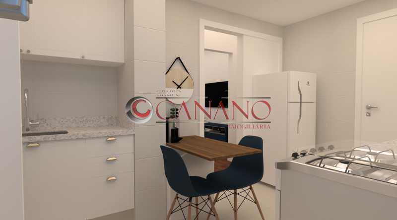 6 - Apartamento à venda Rua Décio Vilares,Copacabana, Rio de Janeiro - R$ 869.000 - BJAP20996 - 13