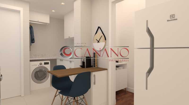 7 - Cópia - Apartamento à venda Rua Décio Vilares,Copacabana, Rio de Janeiro - R$ 869.000 - BJAP20996 - 21