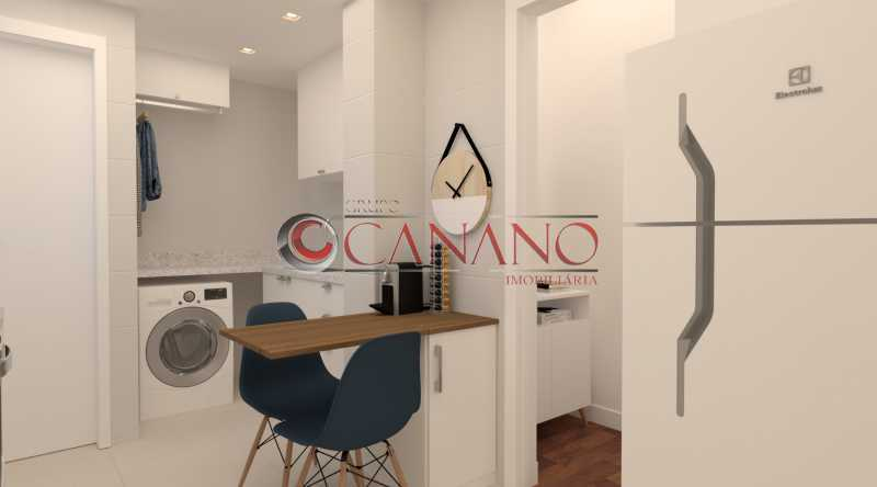 7 - Apartamento à venda Rua Décio Vilares,Copacabana, Rio de Janeiro - R$ 869.000 - BJAP20996 - 14