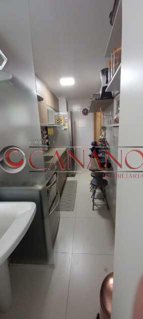 2 - Apartamento à venda Rua do Bispo,Rio Comprido, Rio de Janeiro - R$ 480.000 - BJAP21004 - 3