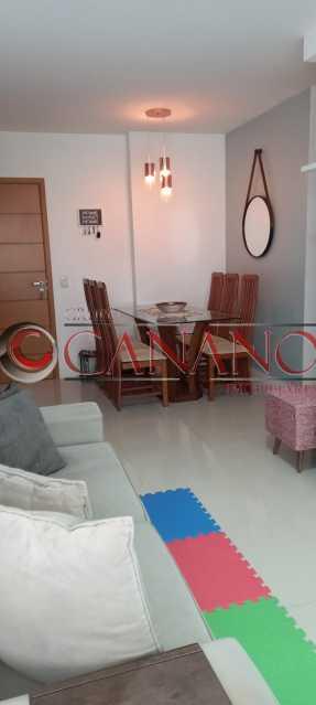 1 - Apartamento à venda Rua do Bispo,Rio Comprido, Rio de Janeiro - R$ 480.000 - BJAP21004 - 1