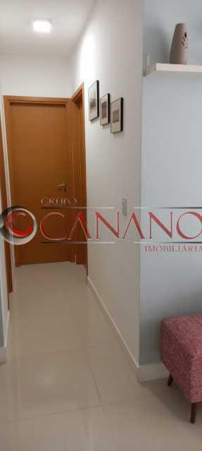 3 - Apartamento à venda Rua do Bispo,Rio Comprido, Rio de Janeiro - R$ 480.000 - BJAP21004 - 4
