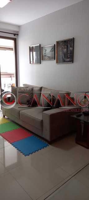 5 - Apartamento à venda Rua do Bispo,Rio Comprido, Rio de Janeiro - R$ 480.000 - BJAP21004 - 6