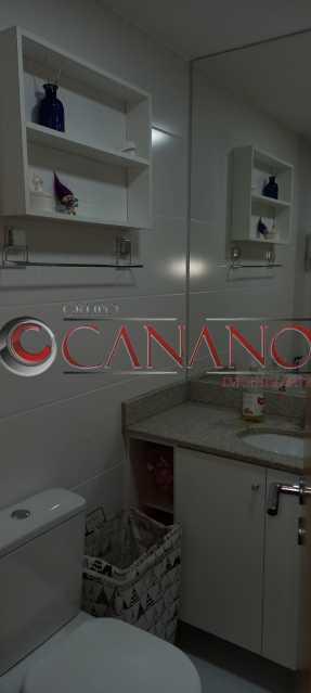 7 - Apartamento à venda Rua do Bispo,Rio Comprido, Rio de Janeiro - R$ 480.000 - BJAP21004 - 8